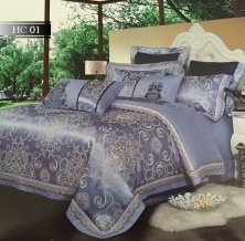 Bộ chăn ga gối Singapore Home Collection HC01