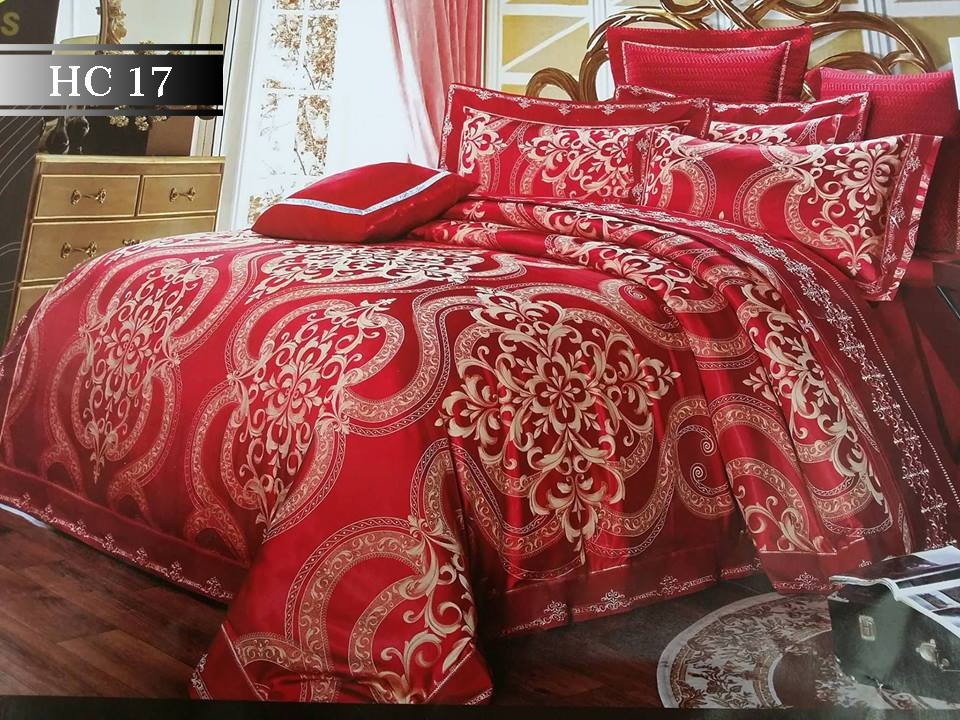 Bộ chăn ga gối Singapore Home Collection HC17